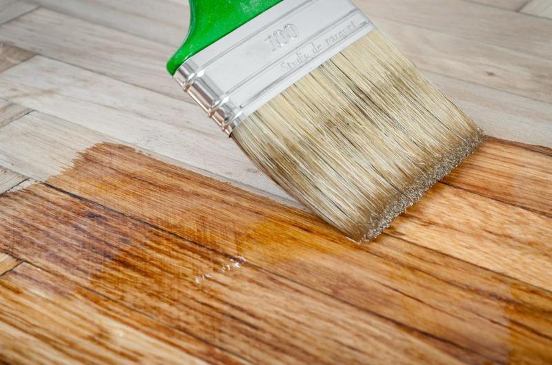 промасливание древесины