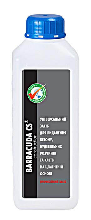 Очиститель от бетона барракуда купить бетон заказ севастополь