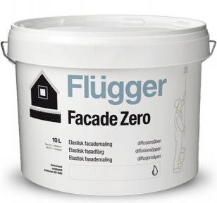 Flugger. Латексная акриловая краска Facade Zero, 9,1л