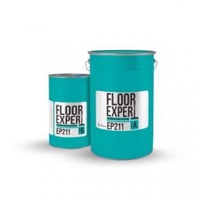 FLOOR EXPERT EP 211 RAL 7032 (компонент A 20,80кг / компонент B 4,20кг). Двокомпонентна підлога