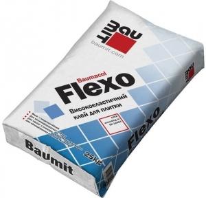 Baumit Flexo. Клеящая смесь 25кг