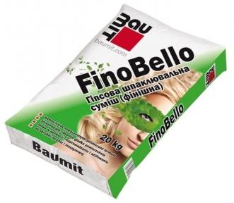 Baumit FinoBello. Гипсовая шпаклевочная смесь 20кг