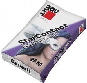 Baumit StarContact. Премиальная клей-шпаклевочная смесь 25кг