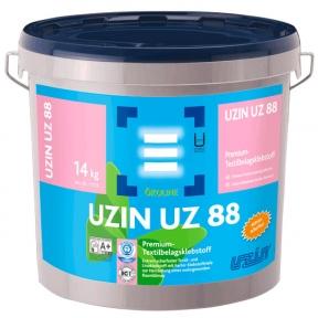 Uzin UZ 88. Премиум клей для текстильных покрытий, 14 кг