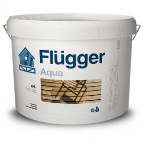 Flugger. Масло для деревини Wood Oil Aqua