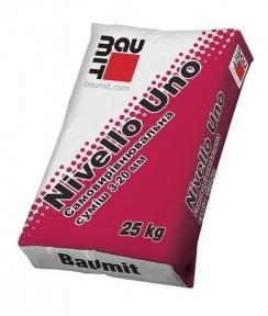 Baumit Nivello Uno. Нивелирующая смесь для полов 25кг