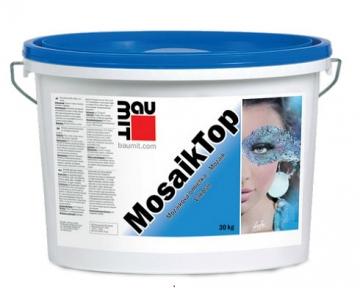 Baumit MosaikTop декоративная штукатурная смесь мозаичная, 25кг
