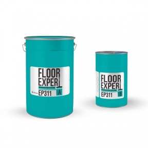 FLOOR EXPERT EP 311 RAL 7032 (компонент A 20,20кг / компонент B 4,80кг). Двокомпонентне покриття