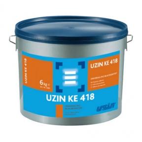 Uzin KE 418. Клей для ПВХ- ХВ и текстильных покрытий