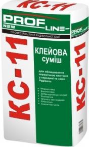 ProfLine КС-11. Клеевая смесь для плитки