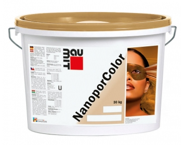 Baumit NanoporColor. Нанокраска, 14л