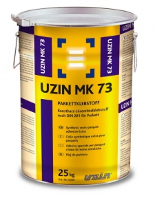 UZIN MK 73. Паркетный клей на основе искусственной смолы
