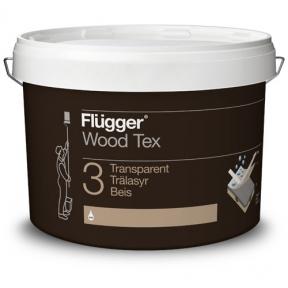 Flugger. Алкідне просочення Wood Tex Transparent
