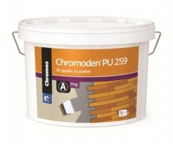 CHROMODEN PU 259. Двухкомпонентный полиуретановый клей,  14,3кг