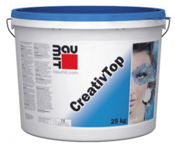 Baumit CreativTop. Креативна штукатурка 25кг