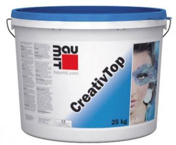 Baumit CreativTop. Креативная штукатурка 25кг