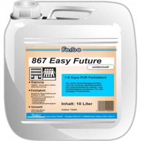 Forbo 867. Лак вододисперсионный полиуретановый, 5л