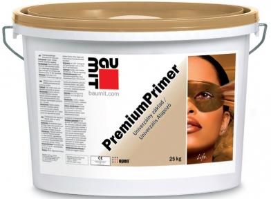 Baumit PremiumPrimer. Универсальная грунтовка под декоративную штукатурку  25кг