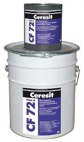 Ceresit CF 72. Самовирівнююче поліуретанове покриття для промислових підлог