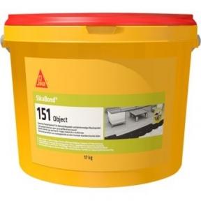 SikaBond 151 Object. Клей для дерев'яних підлог, 17 кг