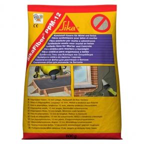 SikaFiber PPM-12. Поліпропіленова фібра для бетону і будівельного розчину