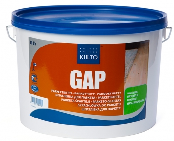 Kiilto Gap. Паркетная шпатлевка