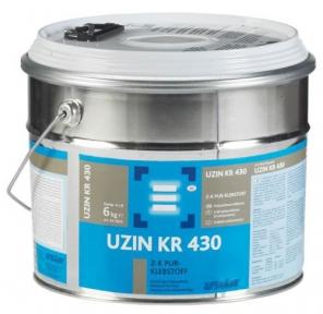 Uzin KE 430. 2-К поліуретановий клей