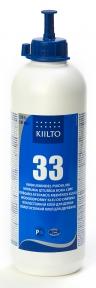 Kiilto 33. Вологостійкий клей для дерева
