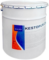 Kiilto Kestopur CS. Полиуретановый клей, 27кг