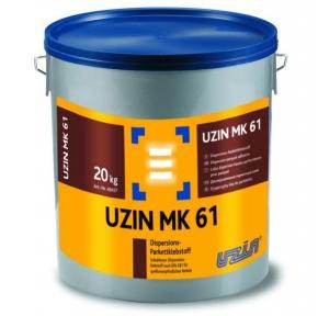 UZIN MK 61. Дисперсионный паркетный клей, 20кг