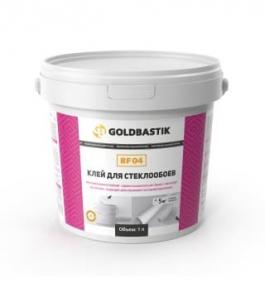 GOLDBASTIK BF 04. Клей для стеклообоев