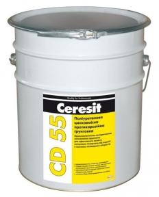 Ceresit CD 55. Полиуретановая цинксодержащая противокоррозионная грунтовка, 25 кг