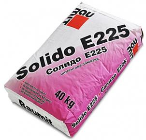 Baumit Solido E225. Цементно-песчаная стяжка для пола, 25кг