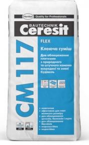 Ceresit CM 117. Клеящая смесь Flex