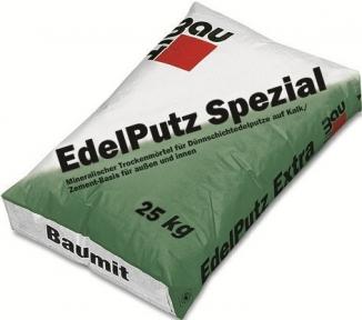 Baumit EdelPutz Spezial. Минеральная штукатурка 25кг