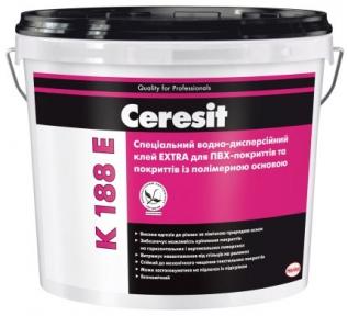 Ceresit K 188 E. Специальный клей Extra