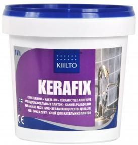 Kiilto Kerafix. Клей для кафельных плиток