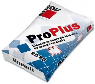 Baumit ProPlus. Клеющая смесь для плитки ГРЭС 25кг