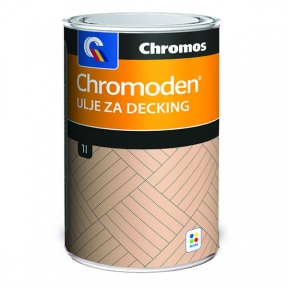 Chromoden. Масло для террас