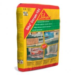 Sika Ceram-101. Високоякісний клей на цементній основі 25 кг