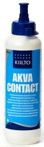 Kiilto  Akva Contact. Водорастворимый контактный клей