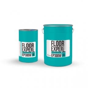 FLOOR EXPERT PU 300 W (компонент A 4,54кг / компонент B 0,46кг). Двокомпонентне покриття