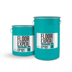 FLOOR EXPERT EP 101 (компонент A 6,70кг/компонент B 3,30кг). Двухкомпонентная пропитка