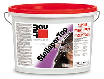Baumit StellaporTop. Силикон-силикатная штукатурка 25кг