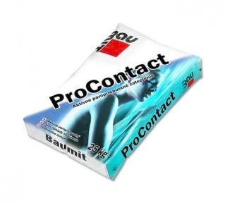 Baumit ProContact. Профессиональная клей-шпаклевочная смесь 25кг