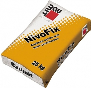Baumit NivoFix. Професійна клеюча суміш 25кг