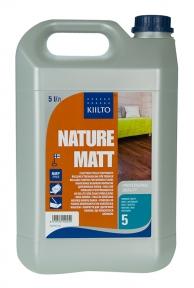 Kiilto Nature Mat. Покрытие для паркета и деревянных полов