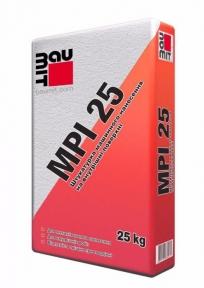 Baumit MPI 25. Штукатурная смесь