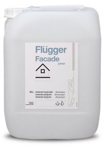 Flugger Facade Primer. Грунтовка фасадна універсальна, 10л