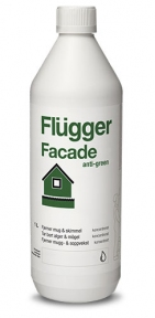 Flugger. Дезинфицирующее средство  Facade Anti-green, 1л